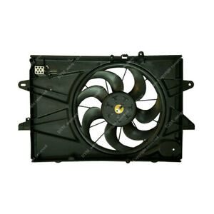 2 4 Radiator A C Condenser Cooling Fan For Terrain Chevy Equinox 10 16 Gm3115239