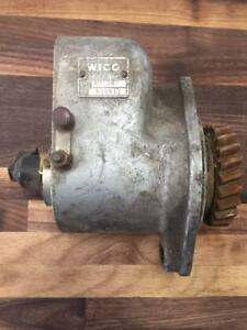 Wisconsin Ve4 Engine Wico Xh1343 Magneto Vf4 Model X