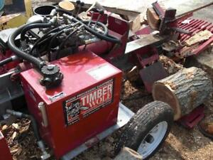 Timberwolf Firewood Processor Log Splitter Log Lifter 6 Way Split Tw6