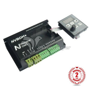 Nvbdh Cnc Brushless Motor Driver With Hall Controller For Spindle Engraving
