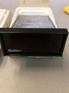 Cincinnati Electrosystems 4161 7 Segment Panel Display Module