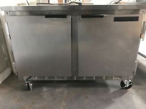 Beverage Air Undercounter Reach In Refrigerator Wtr48