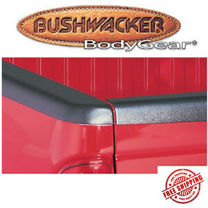 Bushwacker Black Smooth Ultimate Tailgate Cap 1997 2004 Dodge Dakota Truck