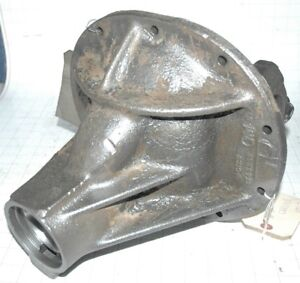 1960 3743833 C120 Dated Rear End Case Corvette Chevy Posi Narrow P Flint