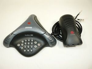 Polycom Voicestation 500 2201 17900 001 Conference Phone W 2201 17020 601 Psu