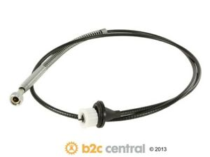 Professional Parts Sweden Speedometer Cable Fits 1973 1986 Volvo 245 242 244 244