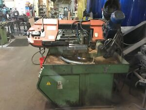 Fmb Horizontal Miter Band Saw