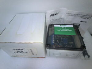 Kele Ri 4 Rf Transmitter Four Universal Inputs f 145 t 9603 unused 5443