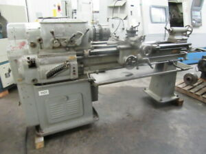 Hendey 12 X 42 Engine Lathe