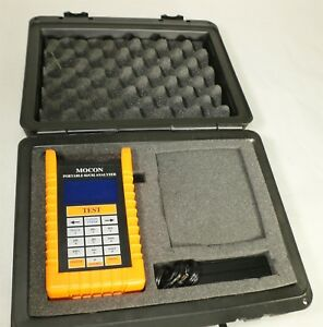 Excellent Used Mocon Model Pac Check 325 001 412 Portable 02 c02 Analyzer J9
