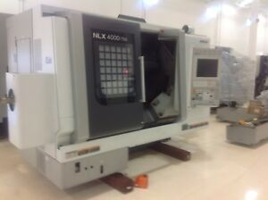 Used Mori Seiki Cnc Turning Center Y Axis Live Tool Lathe M730bm 10 000 Rpm 2014