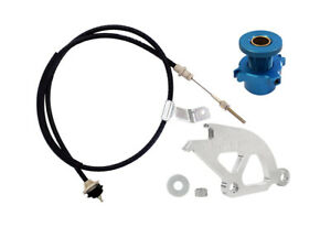Steeda Adjustable Clutch Cable Kit For 1996 04 Ford Mustang