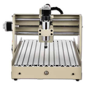 4 Axis 3040 Cnc Router Engraver Engraving Drill Mill Machine 3d Cutter Vfd 400w
