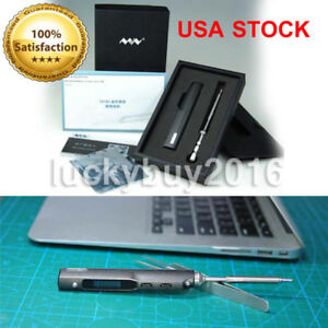 65w Ts100 Ts bc2 Mini Portable Programmable Electric Soldering Iron Digital Lcd
