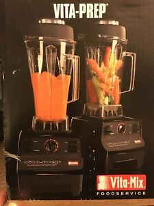 New Vitaprep Vitamix Commercial Industrial 64 Oz Bpa Free Usa Fast Shipping