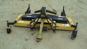 3pt 6 Rear Discharge Finish Mower