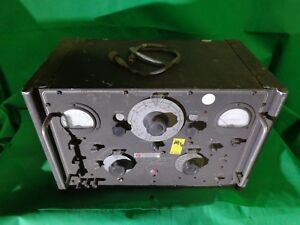 Vintage Hallicrafters Fm am Signal Generator Type 202 e For Parts Or Repai