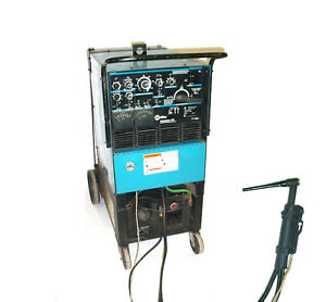 Miller Syncrowave 250 Cc Ac dc Welding Power Source Tig Welder