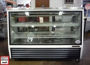 True Tsid 72 3 Commercial Single Duty Refrigerated Deli Display Case