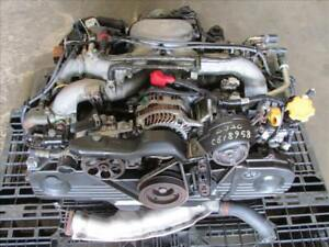 Jdm 02 05 Subaru Legacy Forester Impreza Sohc Engine Ej203 2 0l Instead Of 2 5l