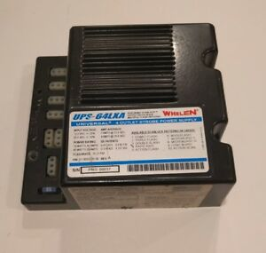 Whelen Ups64lxa 70w 4 output Emergency Strobe Light Power Supply Ups64lx