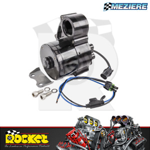 Meziere Remote Mount Inline Electric Water Pump 55gpm Black Mzwp336s
