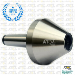 Mt5 Revolving Live Center Bull Nose Capacity 2 5 Pipe Tube 50mm 127mm 5mt