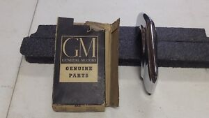 Nos Gm 1954 Chevy Bel Air 150 210 Radiator Grille Bar Tooth Intermediate Right