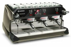 Rancilio Classe 11 Xcelsius Usb 3 Group Commercial Espresso Machine