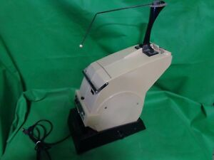 Vintage Titmus Eye Vision Tester Model Ov 7m Turns On For Parts Or Repair