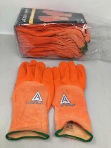 12 Pr Ansell Activarmr Nitrile Cut Resistant Gloves Oilfield Services Agt Xxl 12