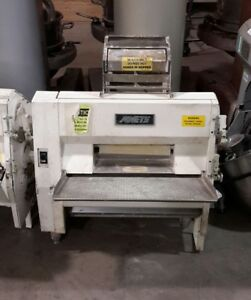 Used Anets Sdr 21p Double Pass Dough Roller sheeter
