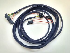 1970 1972 Chevelle Malibu Monte Carlo Rear Light Wiring Harness Dash To Quarter