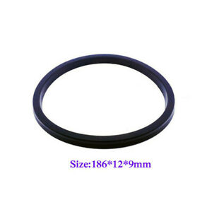 2pcs Tire Changer Machines Parts 186mm Larger Cylinder Piston Seal Y Type Ring