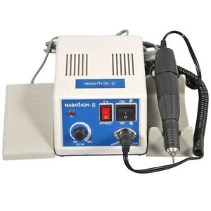 Dental Lab Marathon Unit Micro Motor Polisher N3 With 45k Rpm Handpiece Us Stock
