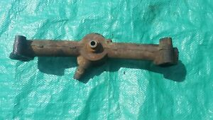 Oem 1956 Buick 322 Engine Coolant Thermostat Crossover Manifold