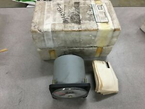 New No Box General Electric 0 20amp Panel Meter 103131lsng