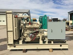 _350 Kw Katolight Generator Tier 2 12 Lead Reconnectable 1 3 Phase 208 V