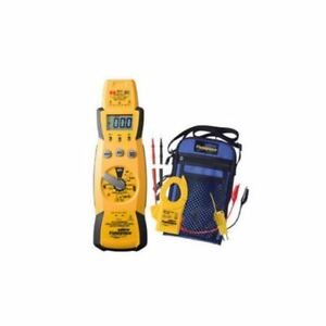 Fieldpiece Hs33 Expandable Manual Ranging Stick Multimeter For Hvac r new