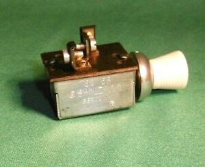 Bosch Head Light Switch Porsche 356 Pre A Gm nd Nos