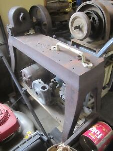K R Wilson Ford Model A And T Engine Combination Machine