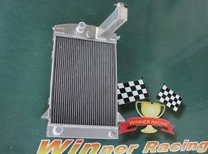 Fit Triumph Tr2 Tr3 Tr3a Tr3b Mt Alloy Aluminum Radiator 56mm
