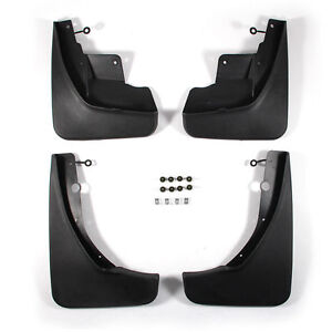 4pcs Front Rear Splash Guards Mud Flaps For Jeep Grand Cherokee 2018