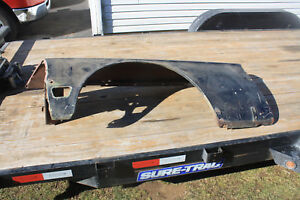 Nos Original 1968 Ford Mustang Shelby Front Lh Fender Eleanor C8zz 16006 a 1967