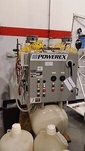 Powerex Pure Air Compressor Compressed Air Tank Hankison Air Purifier