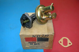 Mopar Borg Warner 1973 74 Dodge Plymouth Chrysler Big Block Engines Fuel Pump