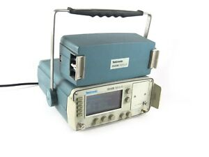Tektronix 1502b Metallic Tdr Cable Tester Time domain Reflectometer Radar System