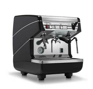 Nuova Simonelli Appia Ii Semi Automatic 1 Group Commercial Espresso Machine