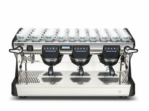 Rancilio Classe 7 Usb 3 Group Commercial Coffee Espresso Machine