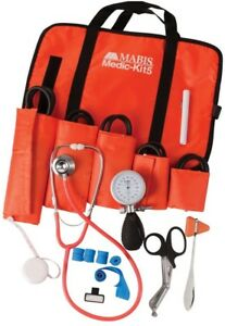 Emt Kit W Dual Head Stethoscope All in one Adult Infant Child Large
